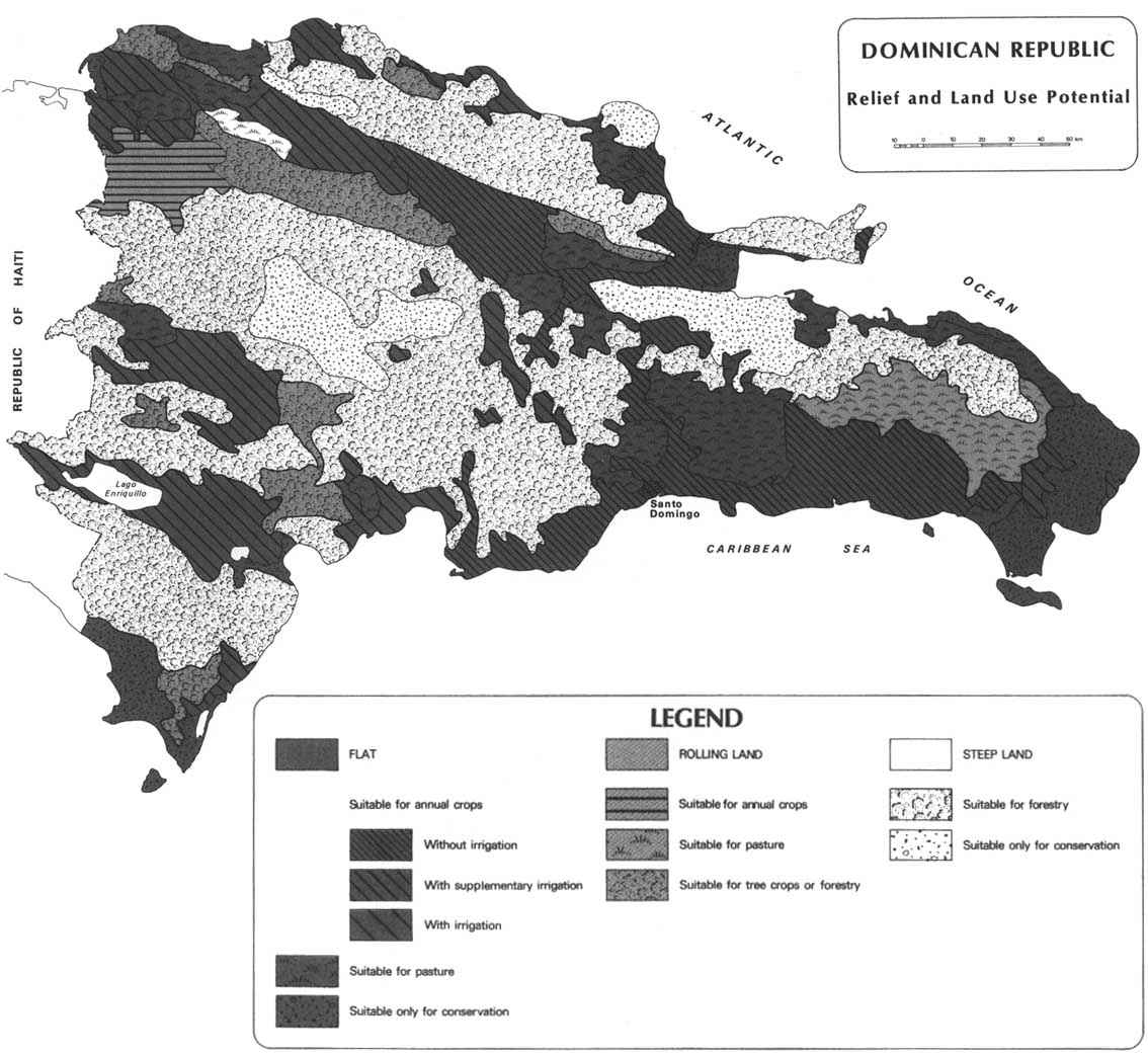 Natural Resources Found In Dominican Republic