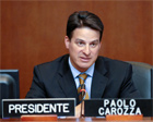 Speech by IACHR Chair, Paolo Carozza, at the Inaugural Session of the 133rd Regular Period of Sessions of the IACHR.