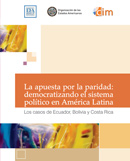 Betting on parity: The democratization of political systems in Latin America
